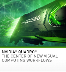 Quadro Workstation Graphics