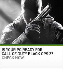 Is your PC ready for Call of Duty Black Ops 2?