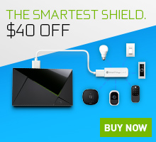 SHIELD TV - Smart Home Edition