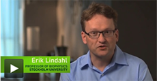 Video: Erik Lindahl, Professor of Biophysics at Stockholm University, GROMACS developer