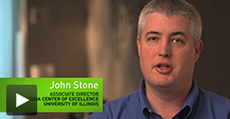 Video: John Stone, Senior Research Programmer at University of Illinois, VMD developer