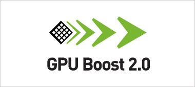 Experience extra performance with NVIDIA GPU Boost 2.0