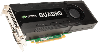 Quadro K5000 for Mac