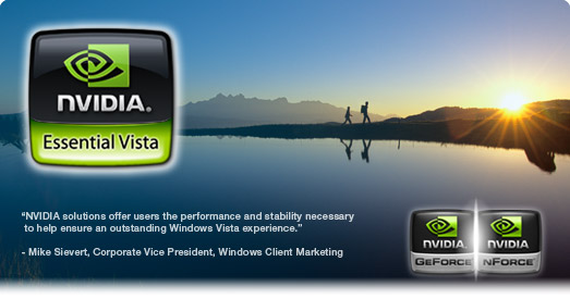 NVIDIA - Essential Vista