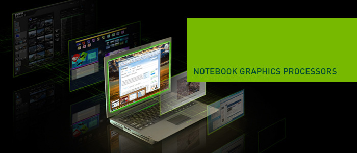 Notebook Graphics Processor