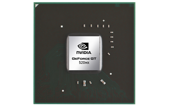pilote nvidia geforce gt 520mx