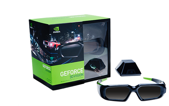 Stereoscopic 3d Gaming Computer: NVIDIA 3D Vision Kit