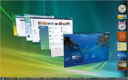 NVIDIA and Windows Vista deliver outstanding new 3D computing experience