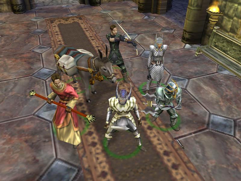 Games: Dungeon Siege|NVIDIA