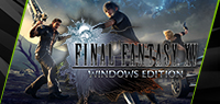 Game Ready with Final Fantasy XV